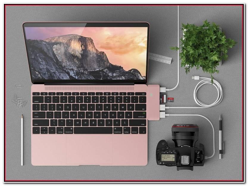 Lujo Puertos Macbook Pro Galería De Puertas Accesorios
