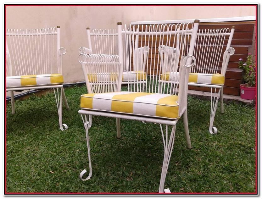 Lujo Sillas De Hierro Para Jardin Galería De Jardín Ideas