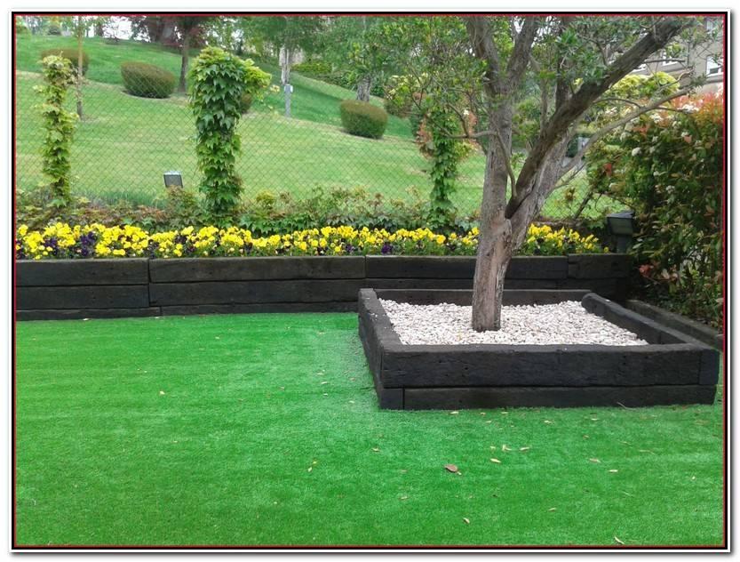 Lujo Traviesas Jardin Galería De Jardín Ideas