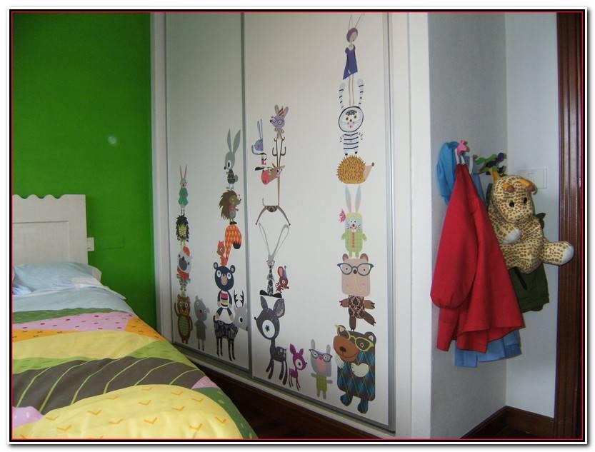 Lujo Vinilos Para Armarios Infantiles Colección De Armarios Idea