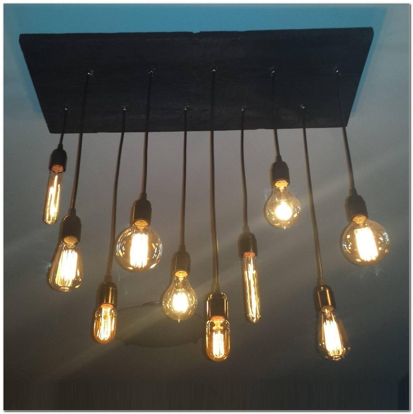 Luminária De Barbante 65 Ideias E Como Fazer Passo A Passo