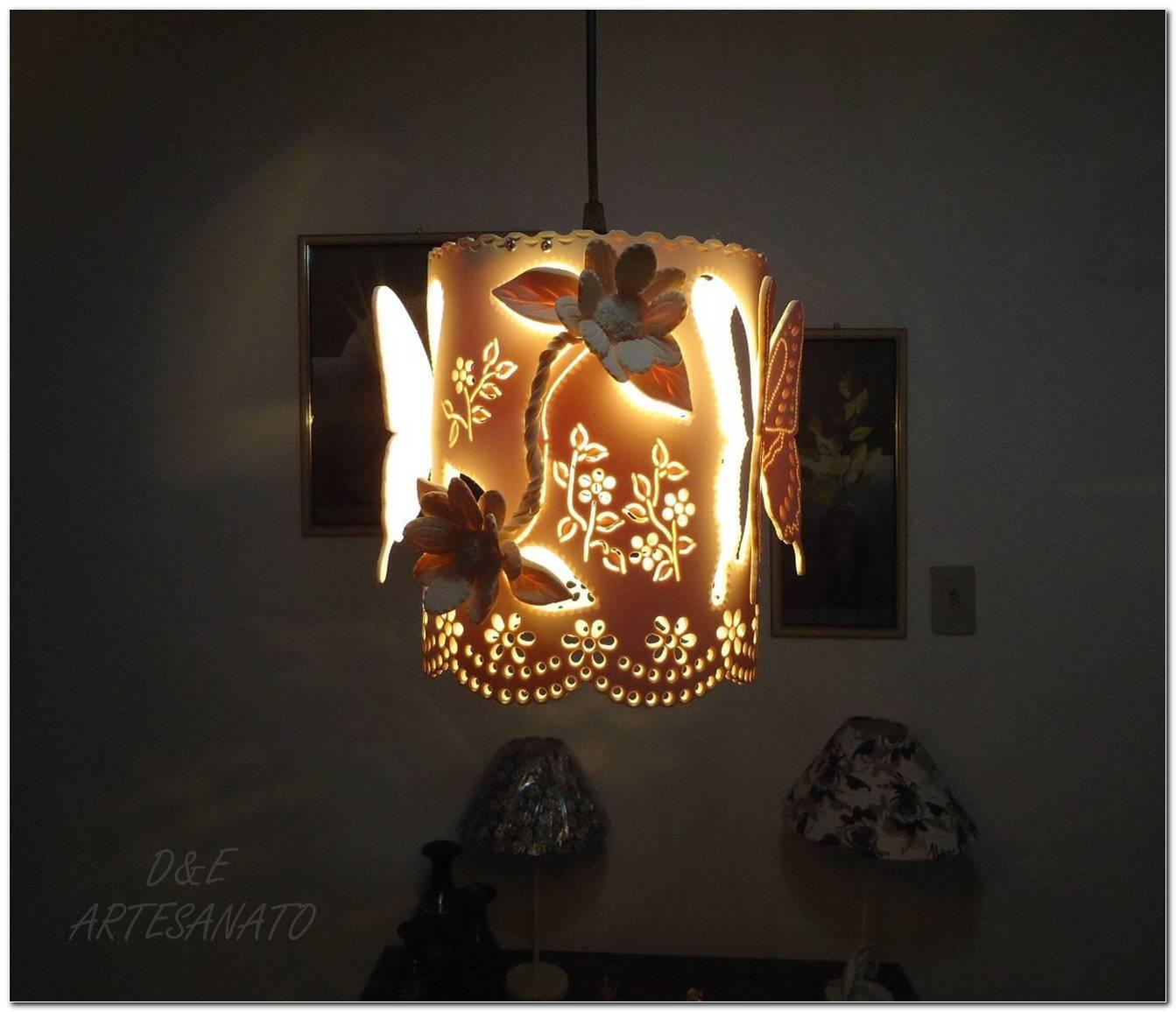 Luminária De Pvc 60 Modelos Impressionantes & Como Fazer