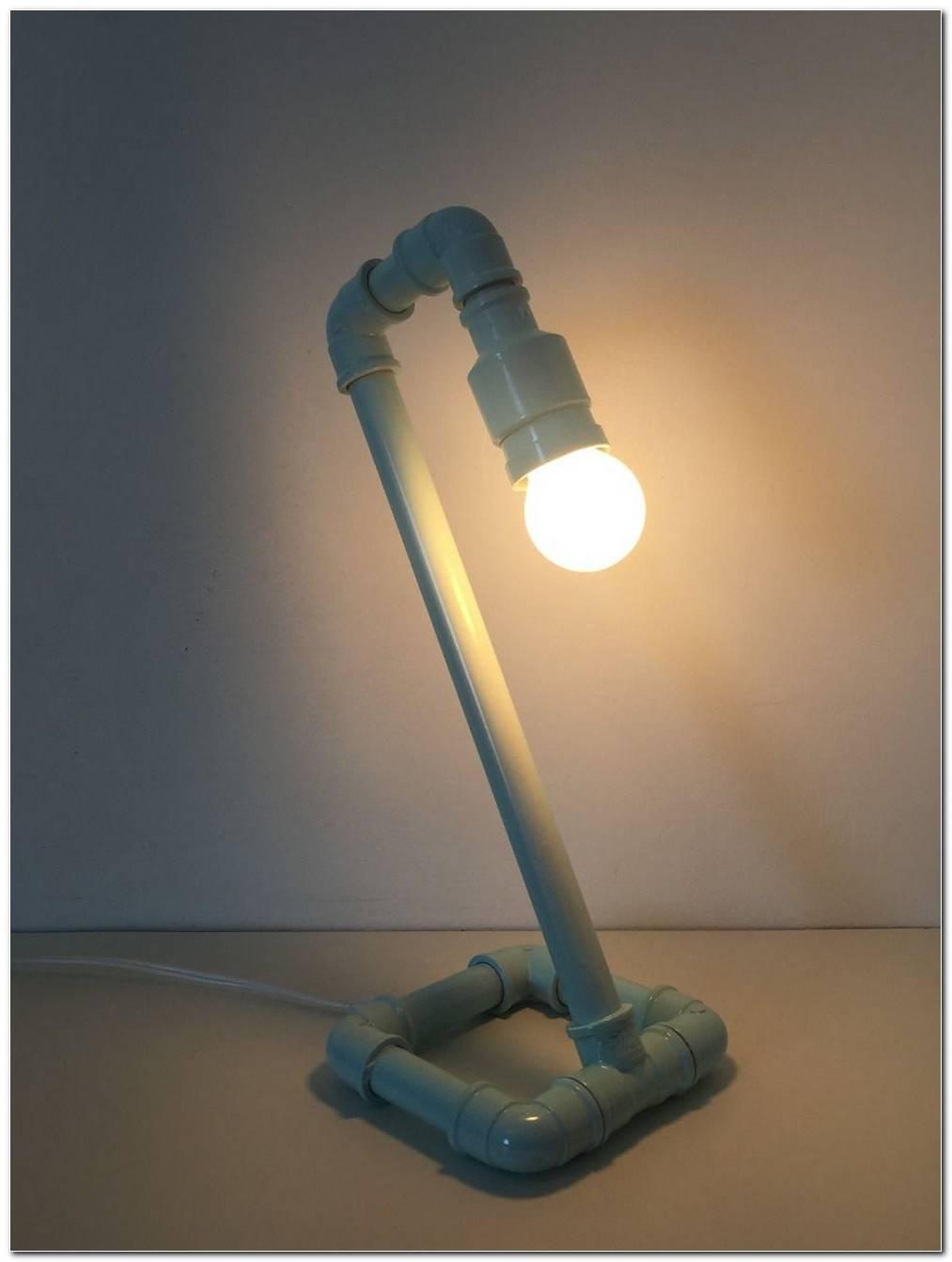 Luminária De Pvc Saiba Como Fazer E Veja Modelos Criativos