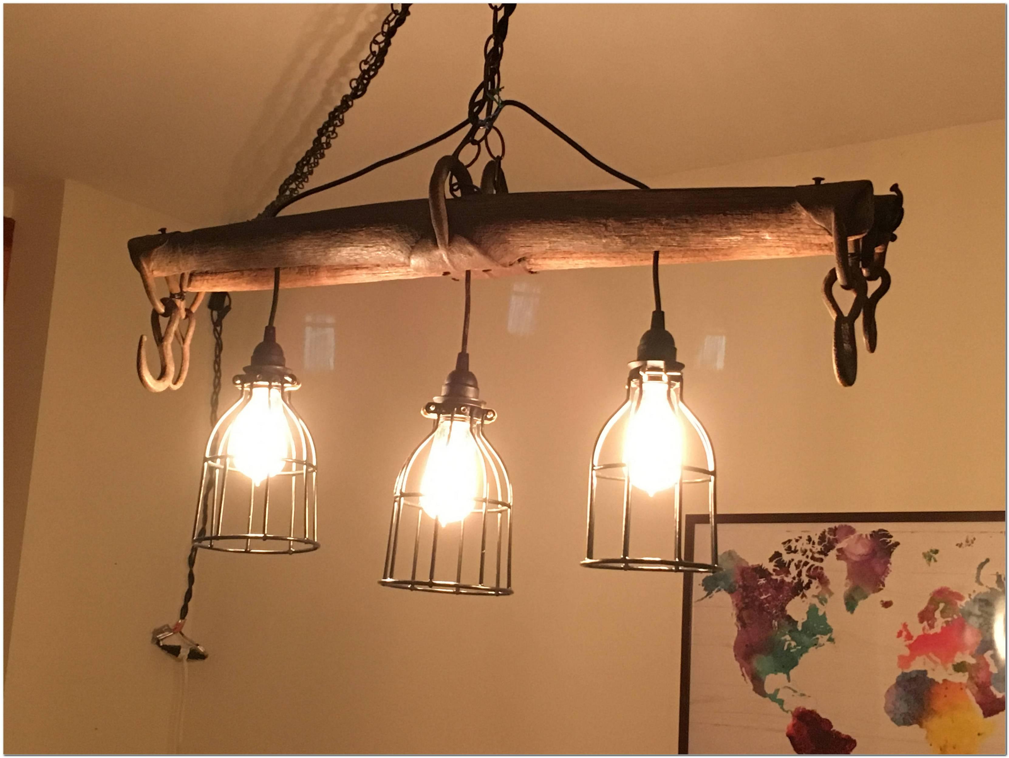 Luminárias Rústicas Modelos Lindos E Como Usar Na Decoração