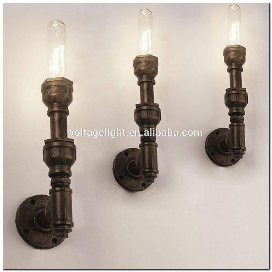 Luminaria De Parede Industrial
