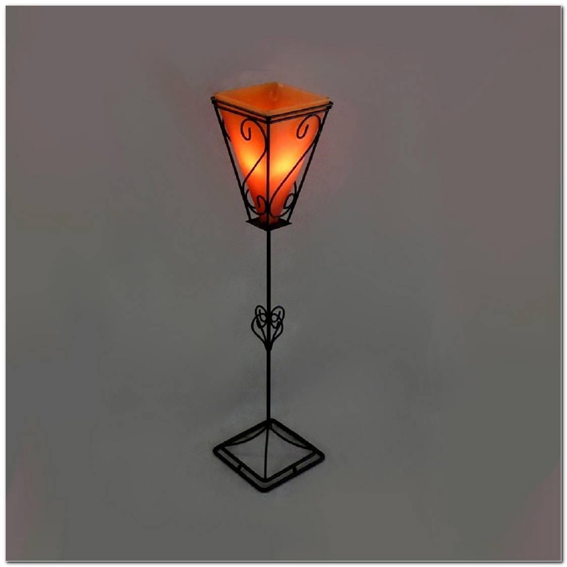 Luminaria De Pedestal