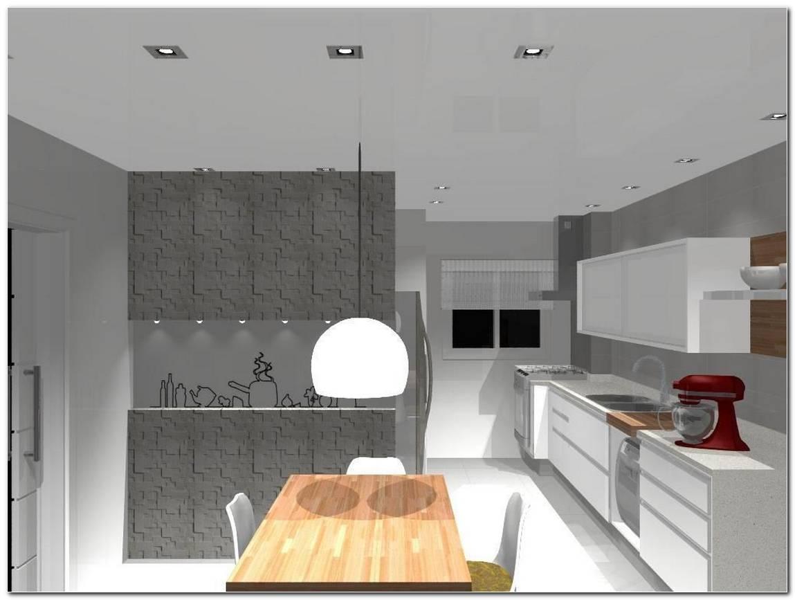 Luminaria Pendente Cozinha