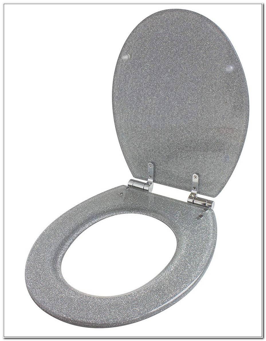Lunette De Toilette Paillette