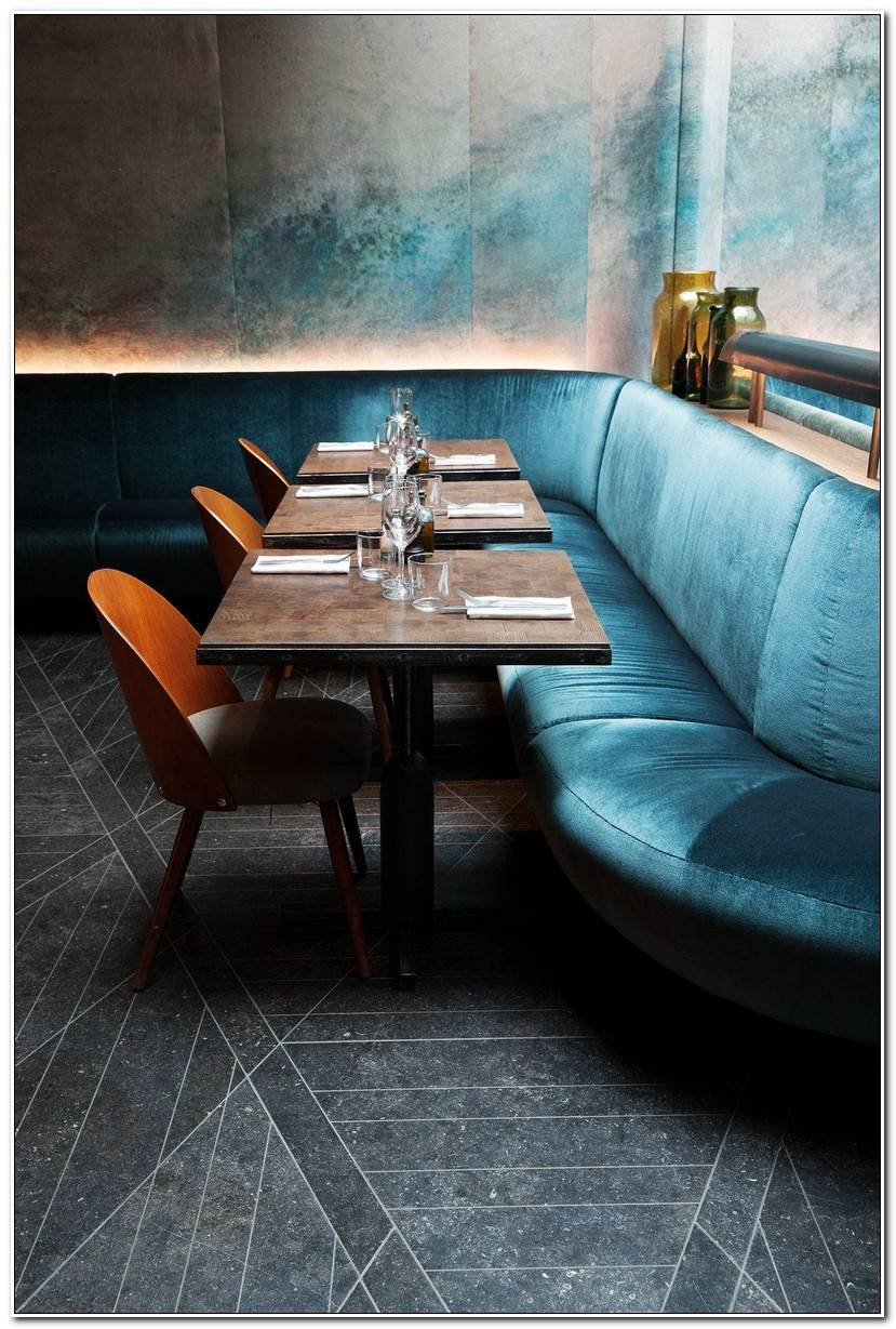 Luxe Banquette Bistrot Pour Particulier