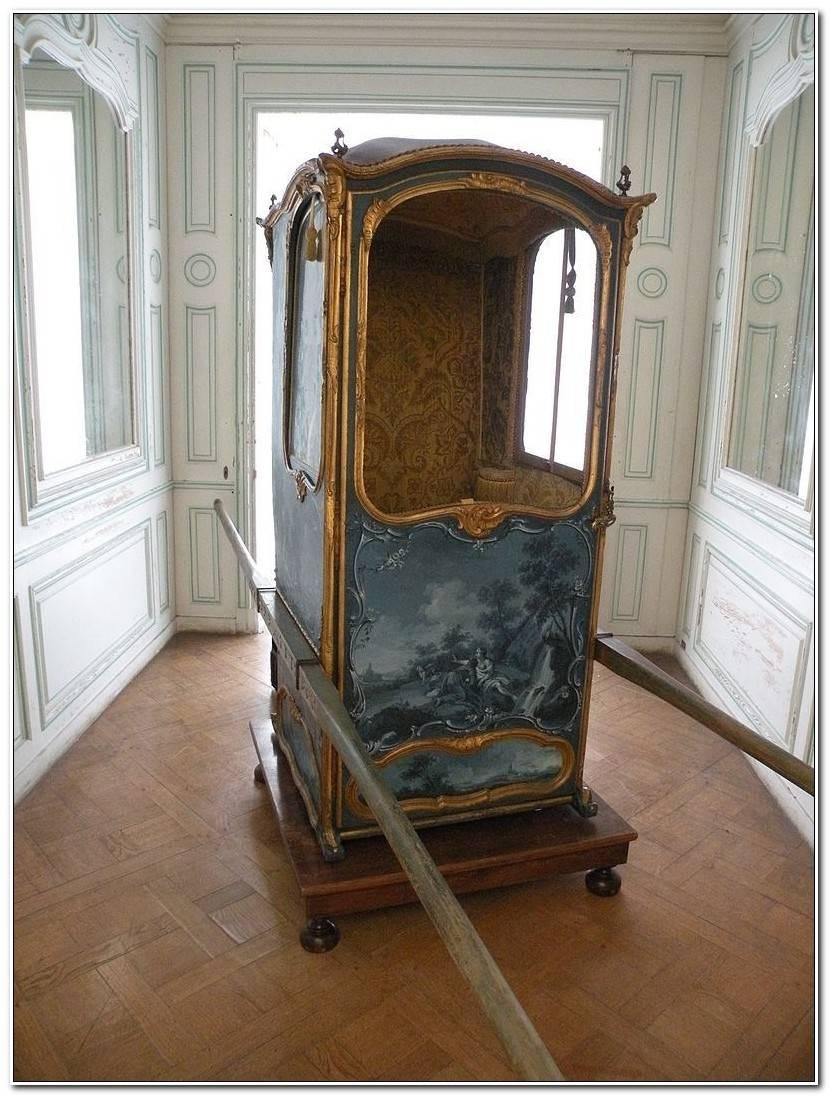 Luxe Chaise à Porteur