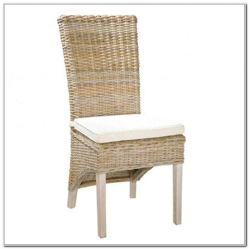 Luxe Chaise En Rotin Maison Du Monde