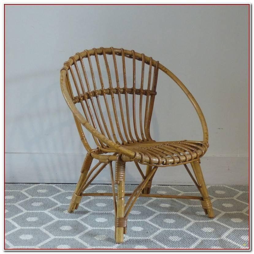 Luxe Chaises En Osier