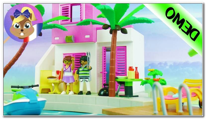 Luxe Chambre Enfant Playmobil