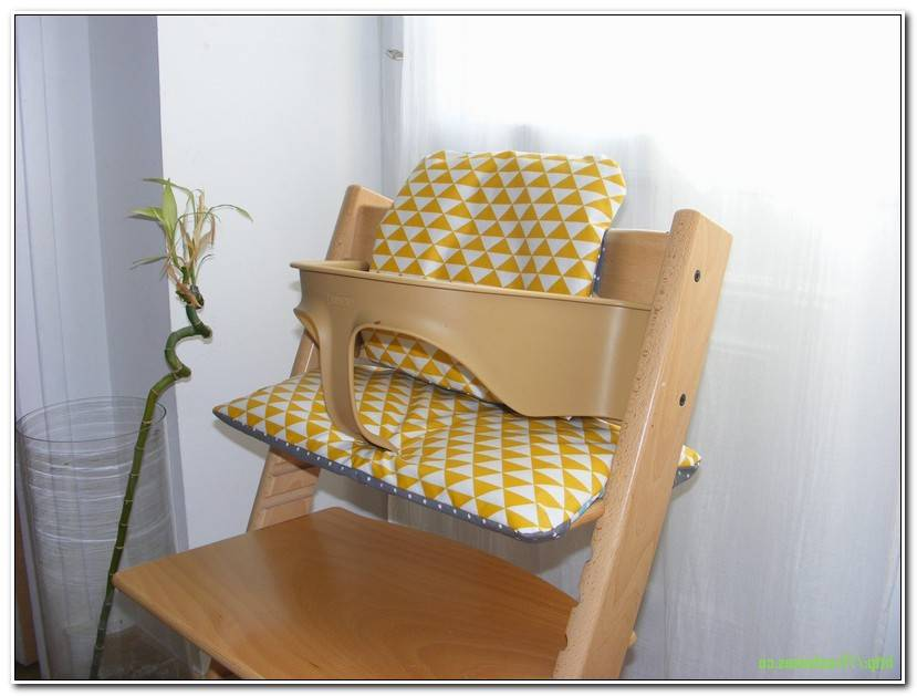 Luxe Coussin Chaise Stokke