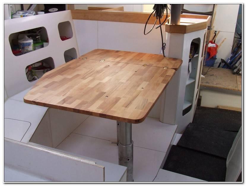 Luxe Fabriquer Table Bar Avec Plan Travail
