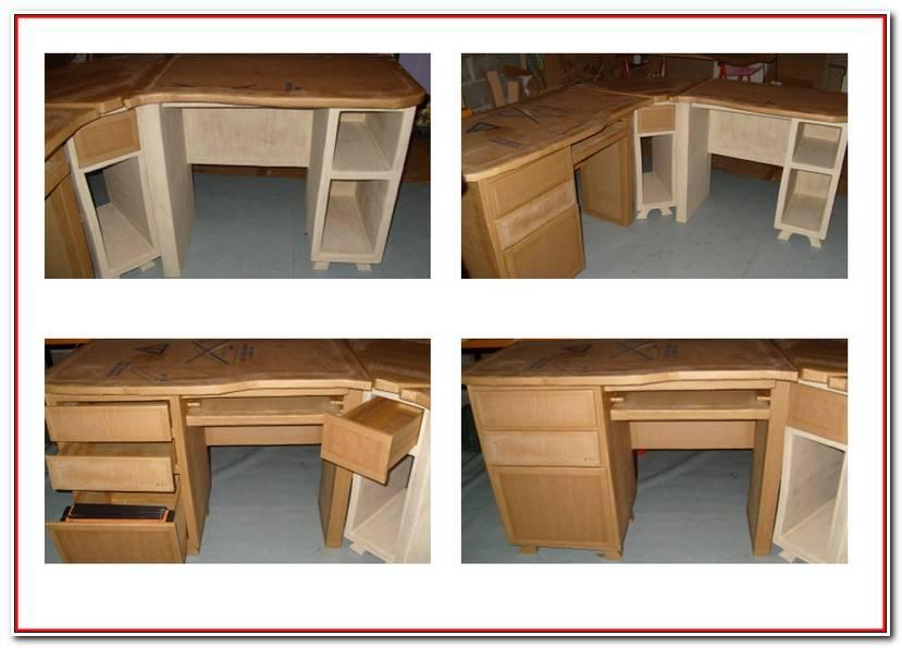 Luxe Fabriquer Un Bureau D Angle