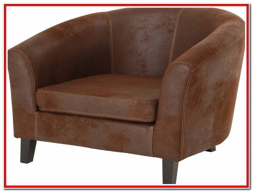 Luxe Fauteuil Crapaud Conforama