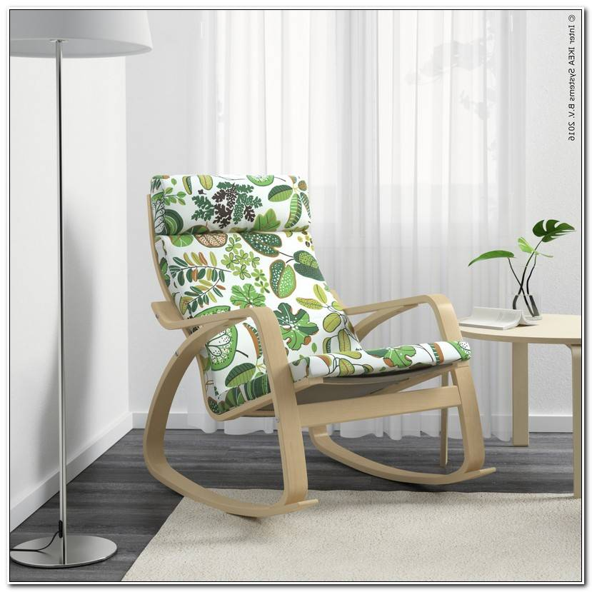 Luxe Le Rocking Chair