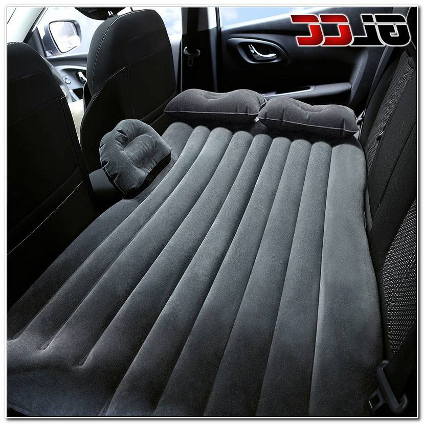 Luxe Matelas Gonflable Voiture