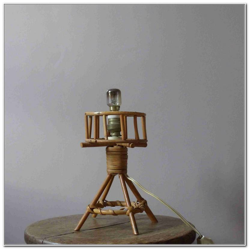 Luxe Petite Lampe De Bureau