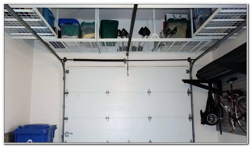Luxe Rangement Garage Plafond
