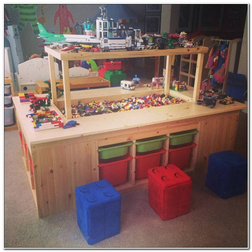 Luxe Rangement Pour Playmobil