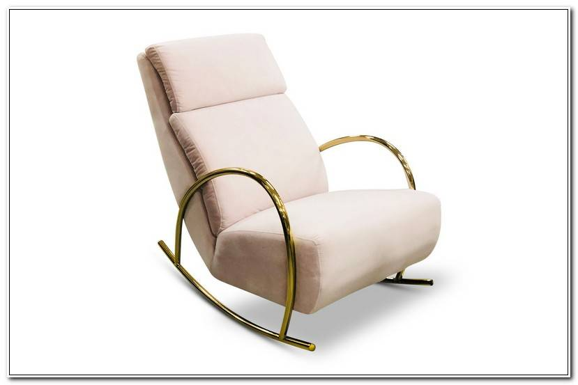 Luxe Rocking Chair