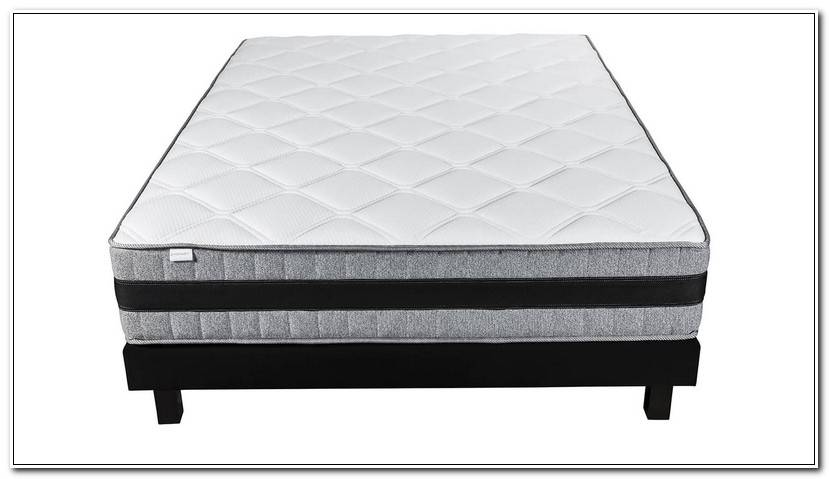 Luxe Sommier Matelas 80×00