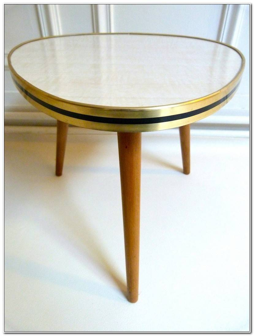 Luxe Table Basse TriPode