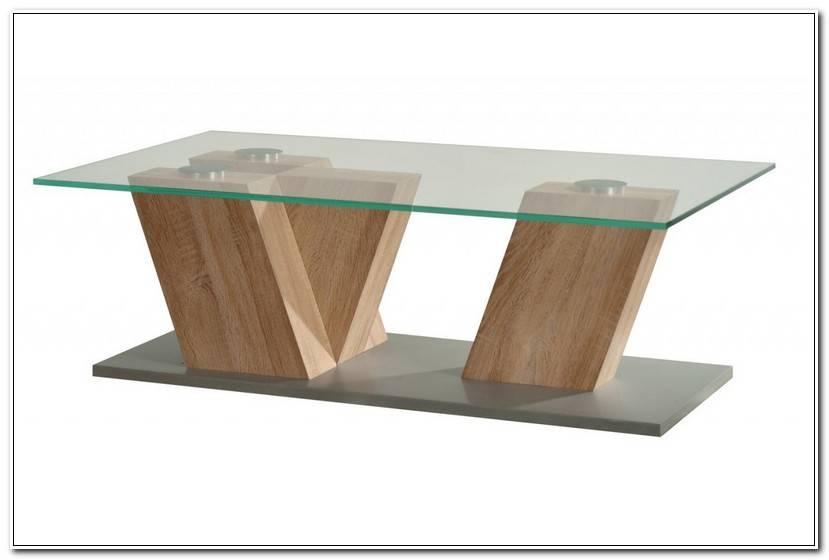 Luxe Table En Verre But