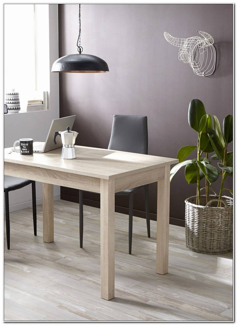 Luxe Table Industrielle Bois
