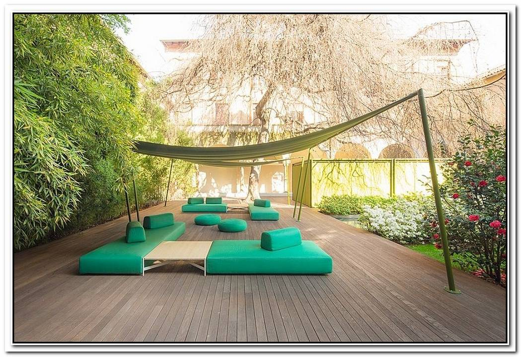 Luxurious Decor Collection From Paola Lenti Redefines Your Outdoor Lounge