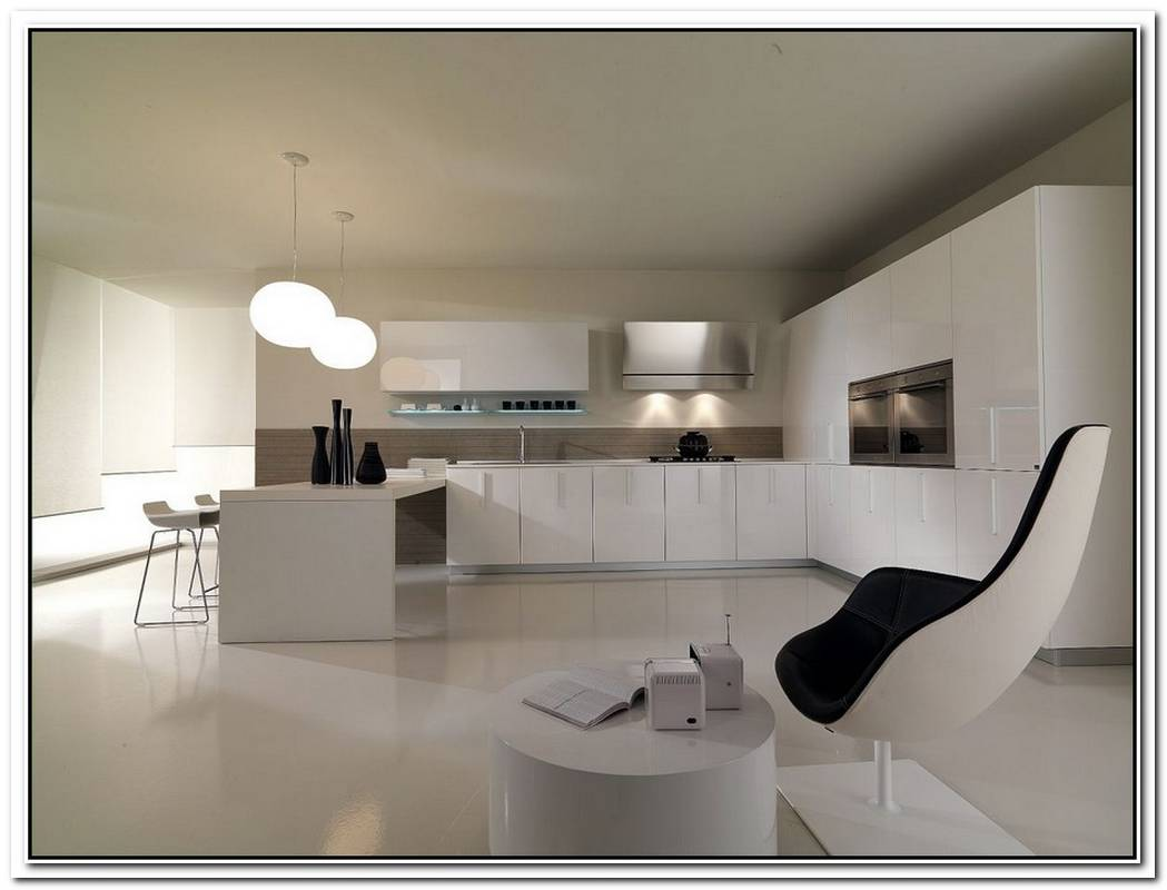 Luxurious Kitchens From Pedini