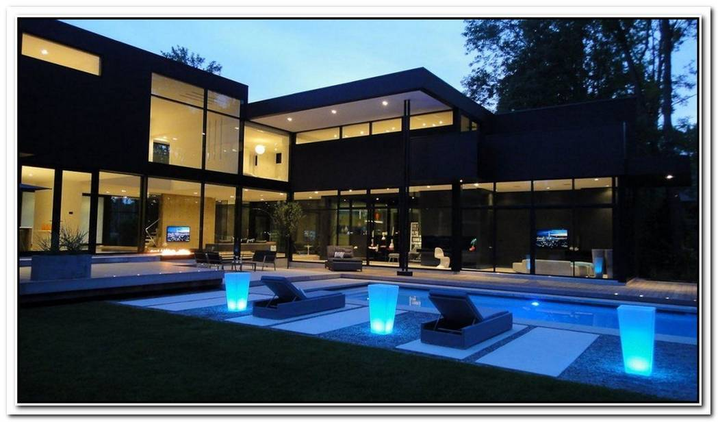 Luxurious Residence In Canada By Guido Constantino Design Office