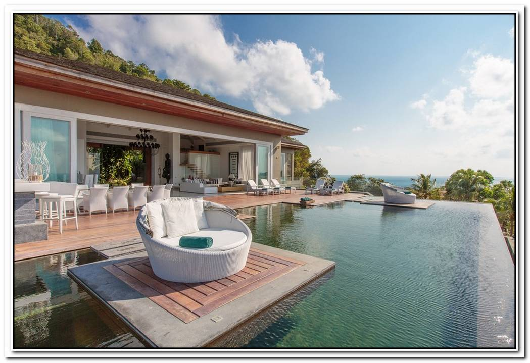 Luxurious Villa Michaela In Thailand With Wonderful Views