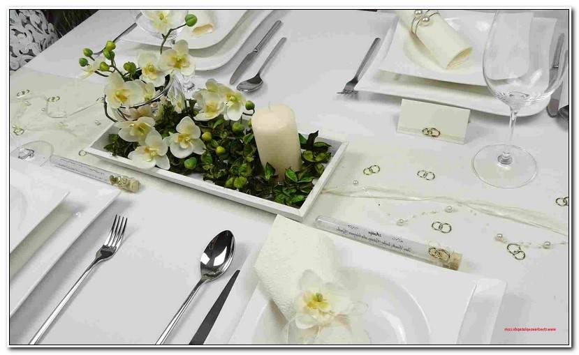 Luxury Blumen Tischdeko Im Glas