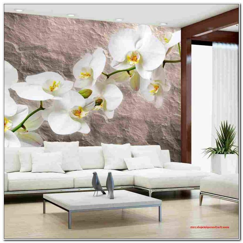 Luxury Fototapete Blumen