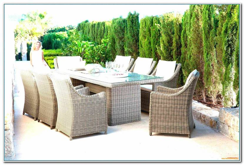 Luxury Garten Teppich