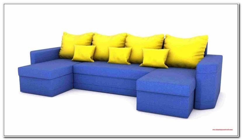 Luxury Graues Sofa