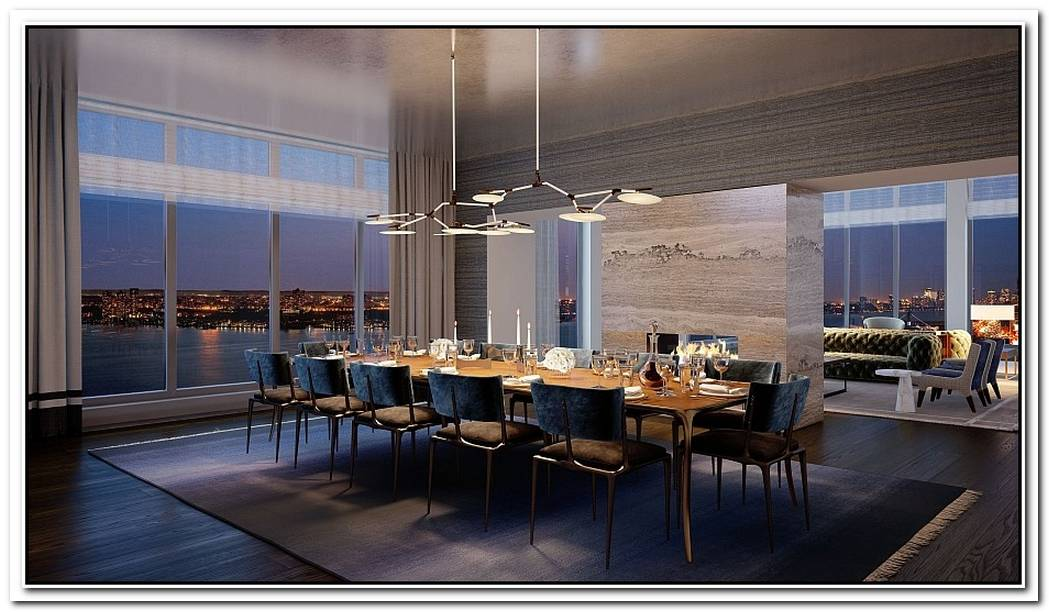 Luxury Waterfront Condominium With Expansive Views Of NYC SkylineOne Riverside Park