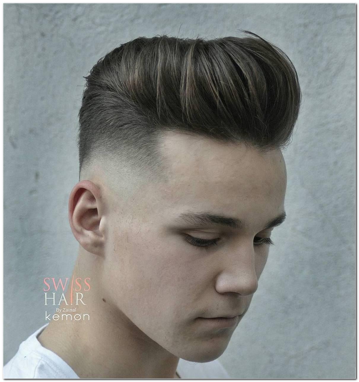 MäNner Frisuren Dicke Haare
