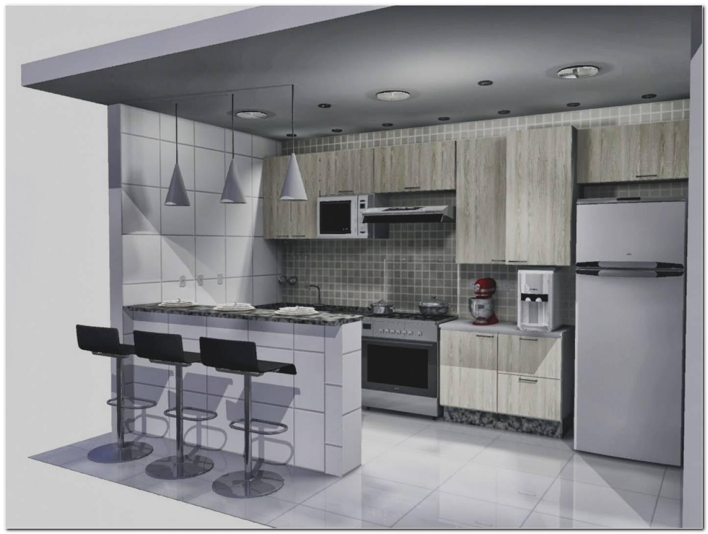 Móveis Planejados Cozinha Americana