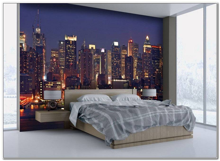 M6 Deco Chambre Ado New York