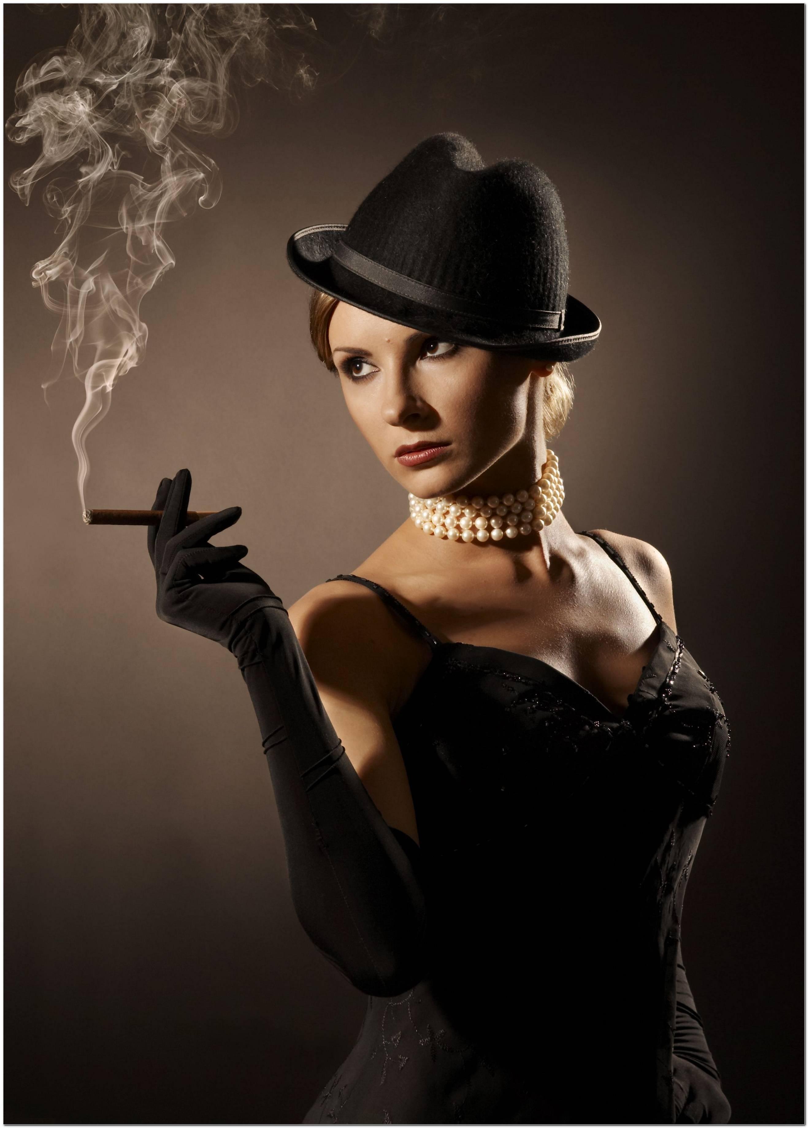 Mafia Frisur Frau