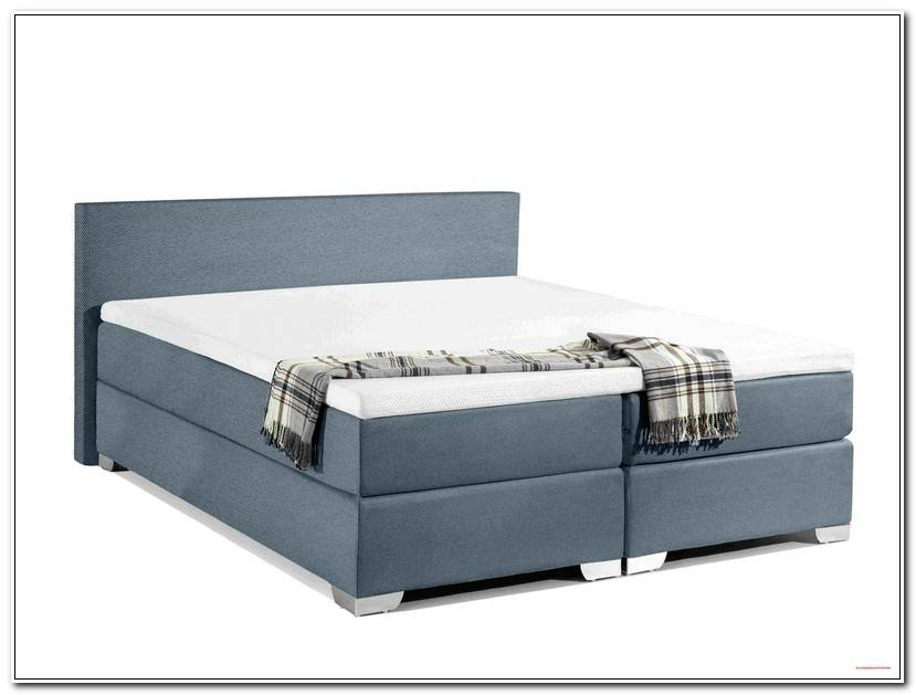Maintain Bett 140×200 Mit Lattenrost Und Matratze