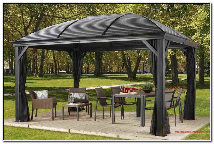 Maintain Gazebo Pavillon
