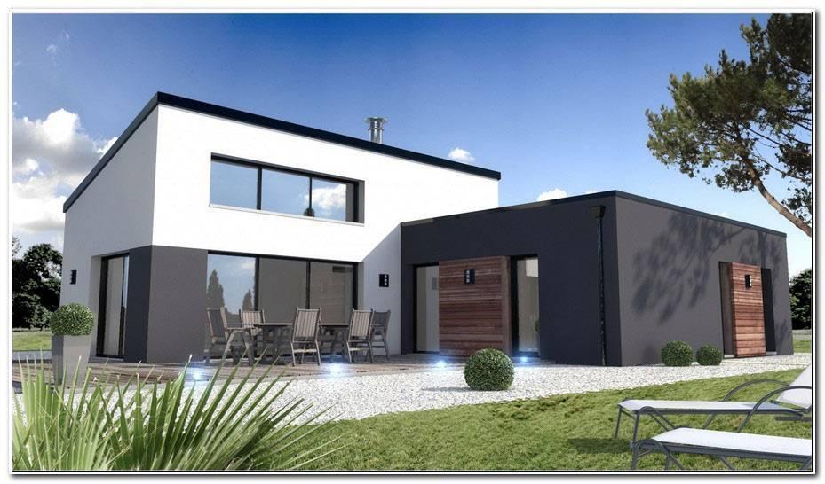 Maison A Construire Moderne