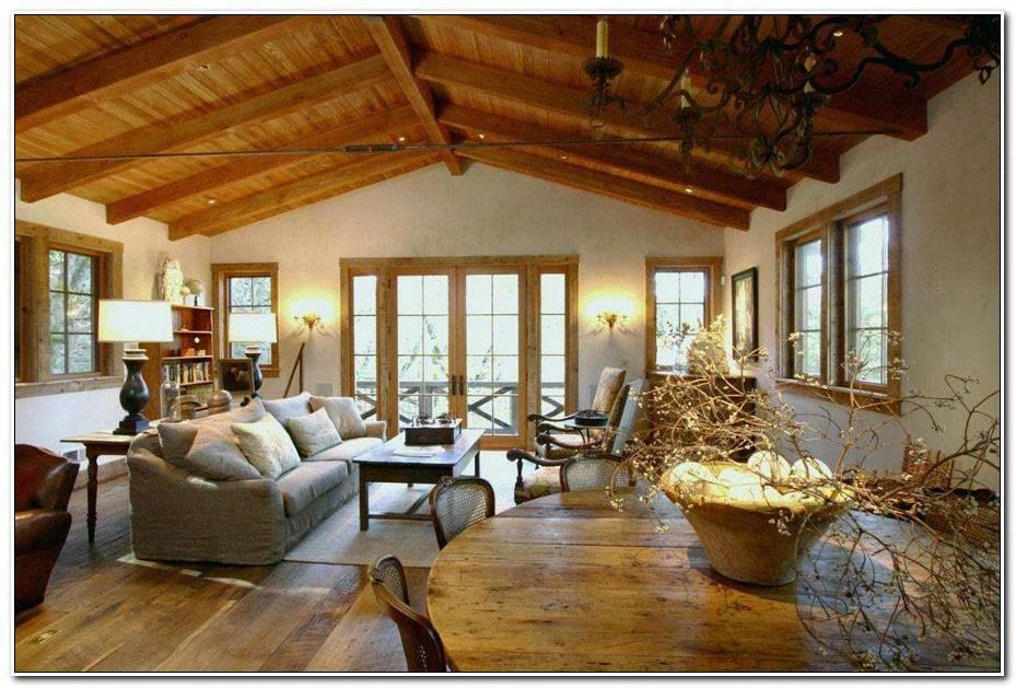 Maison En Bois Deco Interieur
