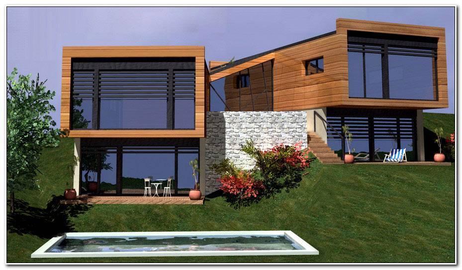 Maisons Modernes En Bois