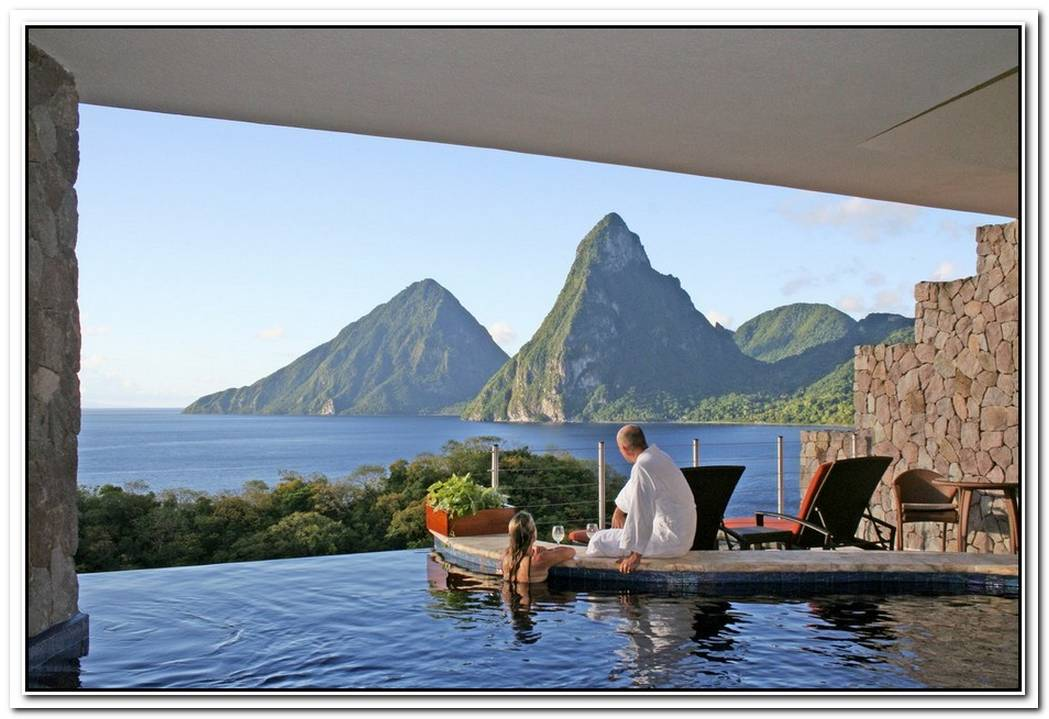 Majestic Jade Mountain